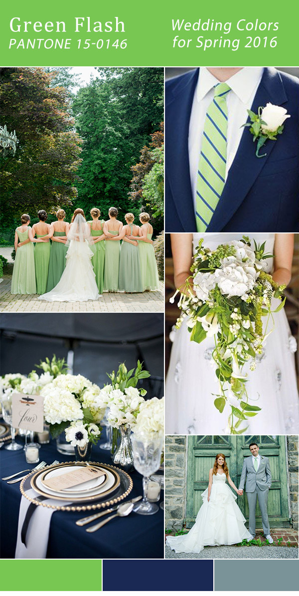 Spring Wedding Colors.2016 Spring Wedding Color Trends Swanky Soiree Events Event