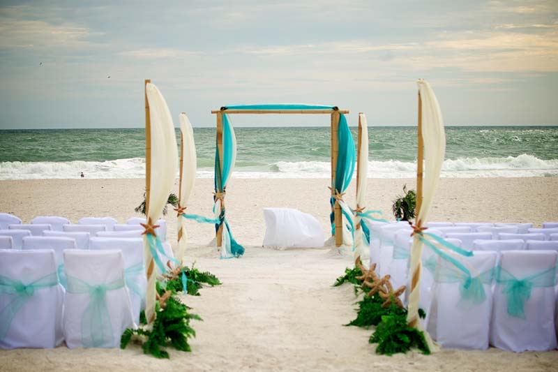 Sy Soiree Events Event Design Wedding Planner Venues Nautical Tide Package Crisp Siesta Key Beach